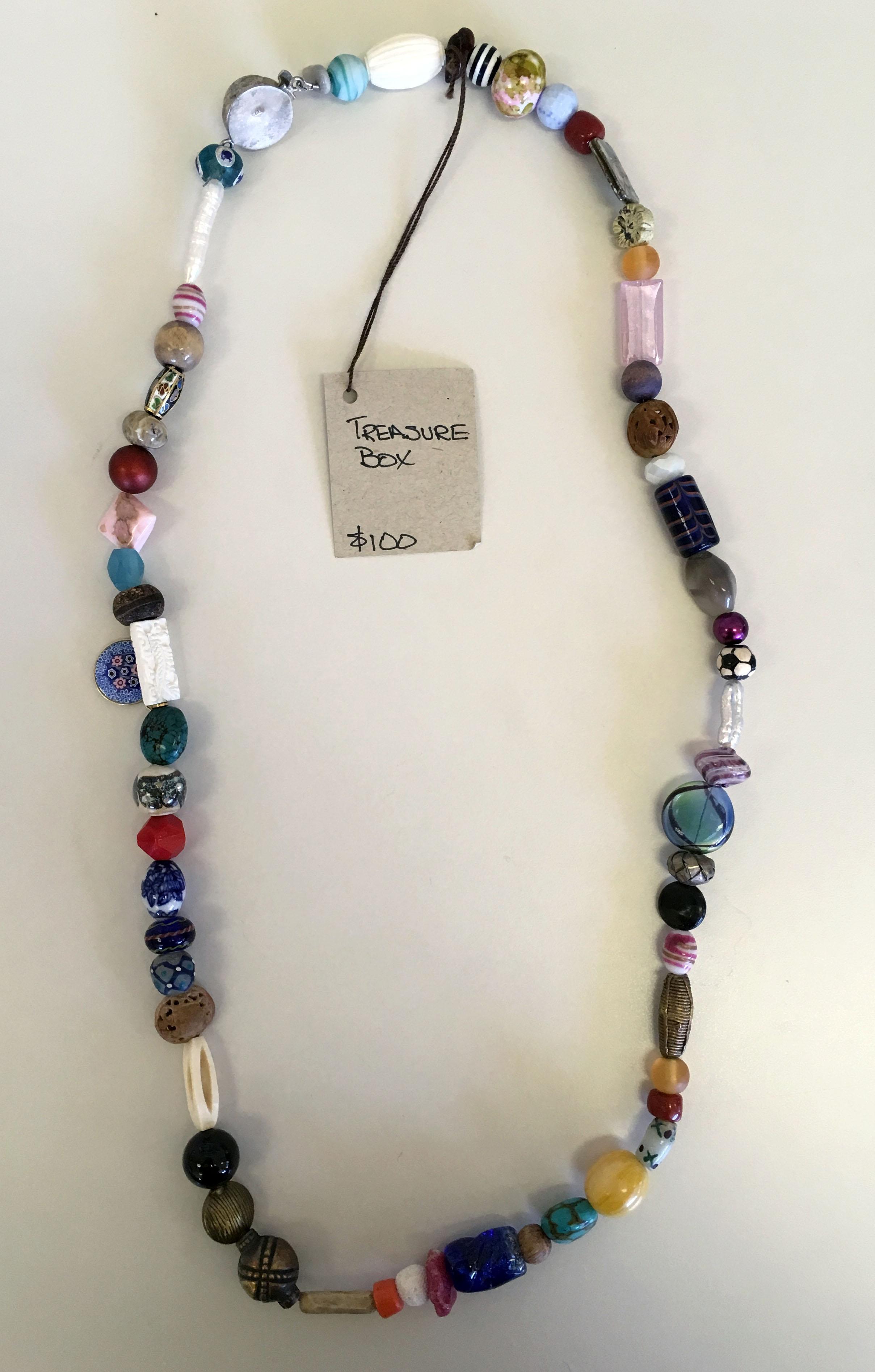 Treasure Box by Carlyn Ring, Retail $100