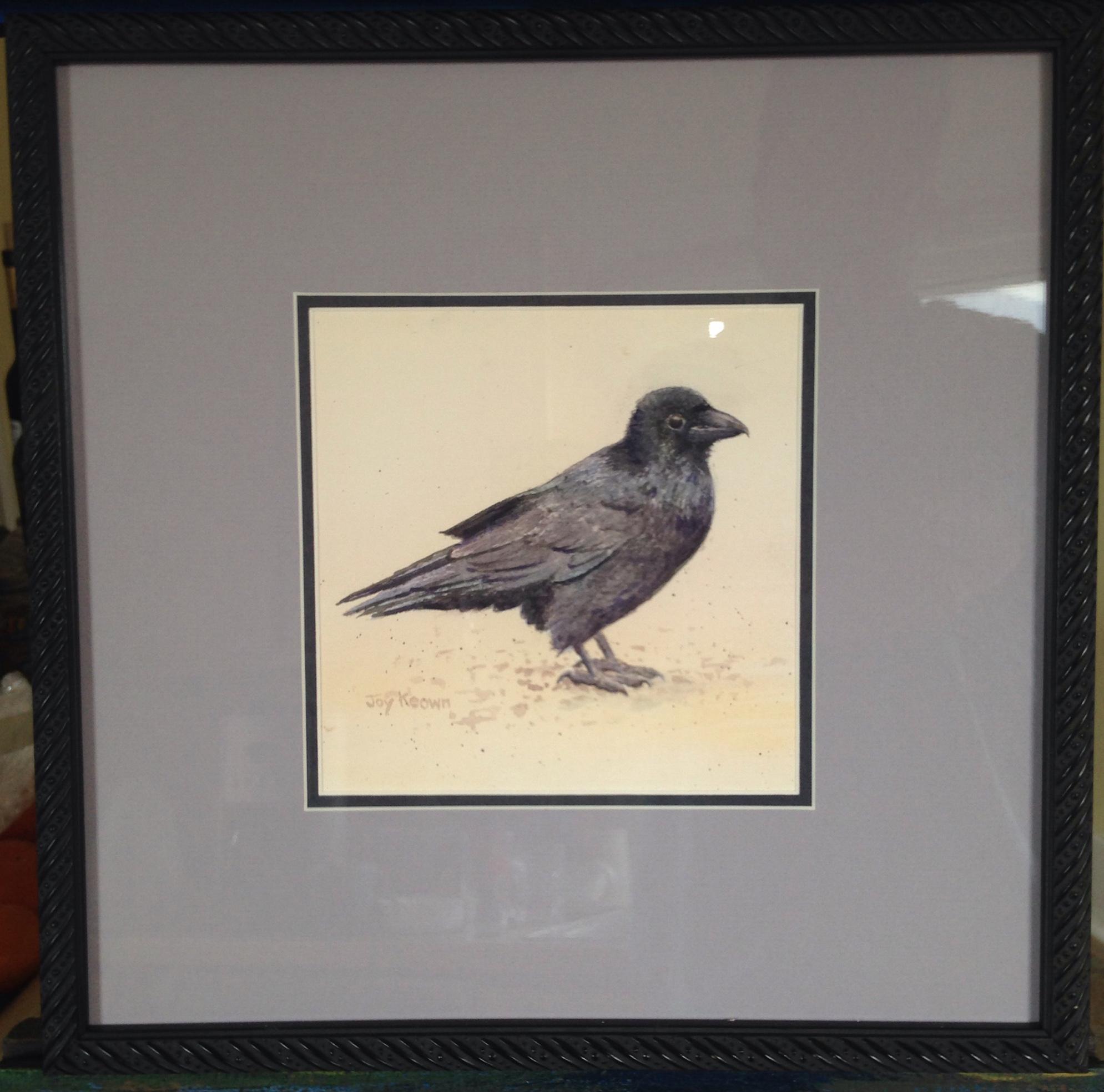 Raven by Joy Keown, Retail $150