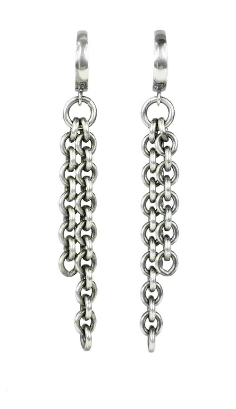 Essential Chain Earrings - Kary Kjesbo Designs