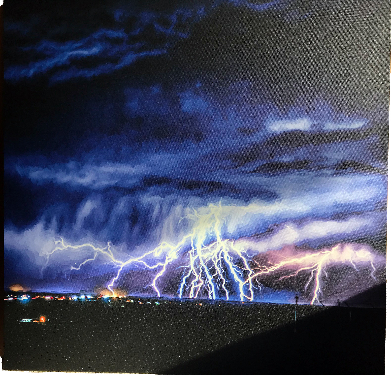 Lightning Storm - Robert Kirkwood