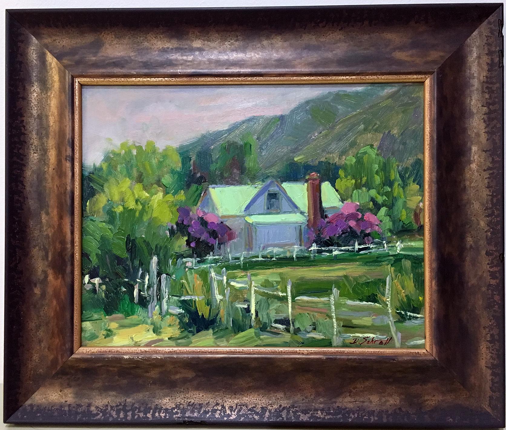 Cottage on Broadford Road - Deanna Schrell